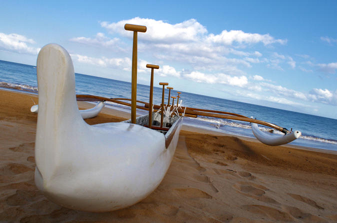 Cultural Outrigger Canoe and Turtle Tour on Maui