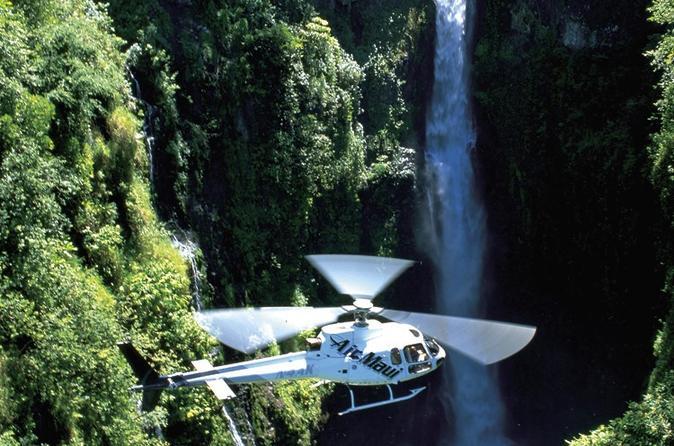 East Maui 45-minute Helicopter Tour over Haleakala Crater on Maui