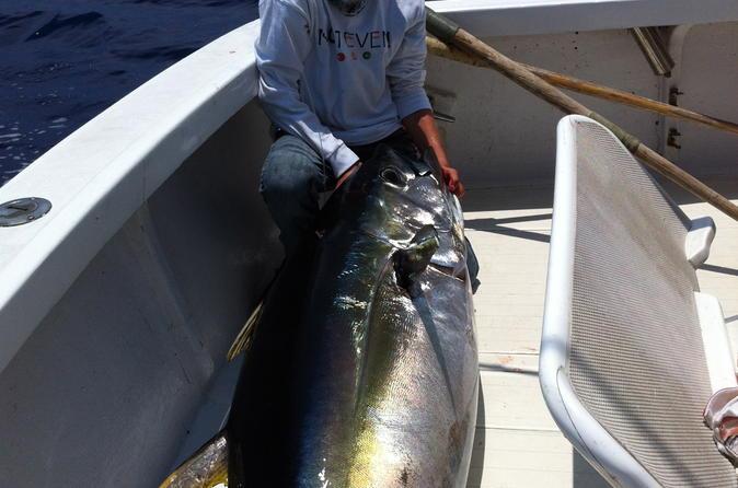 Fishing for Marlin and Tuna on Hawaii