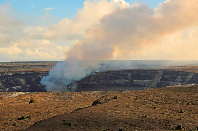 Hilo Volcano Special Tour on Hawaii