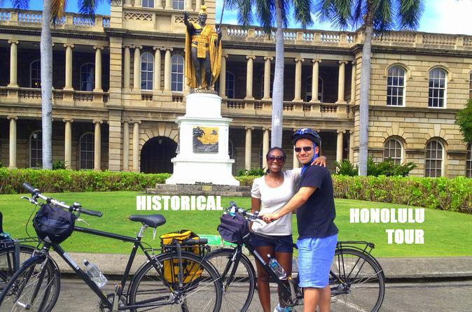 Historical Honolulu Tour on Oahu