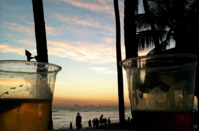 Honolulu Beer Run Tour on Oahu