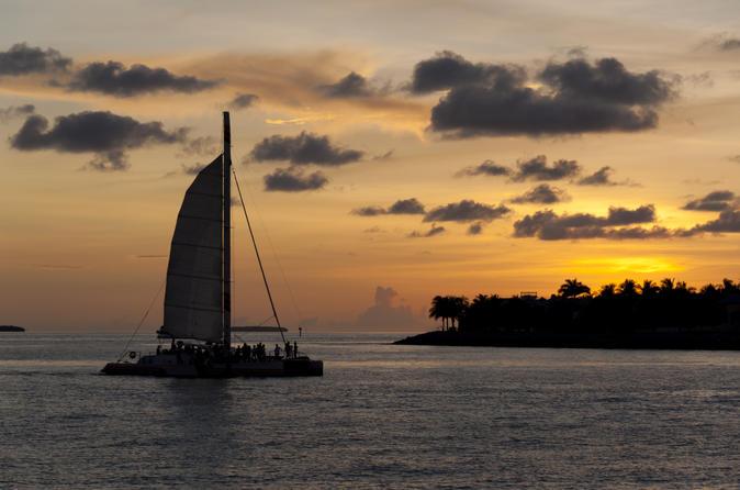 Kauai Sunset Catamaran Cruise with Cocktails on Kauai