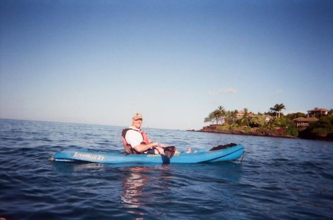 Kayak and Snorkel - South Shore Turtle on Maui