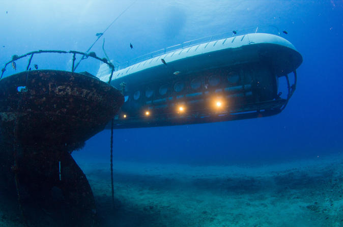 Maui Atlantis Submarine Adventure on Maui