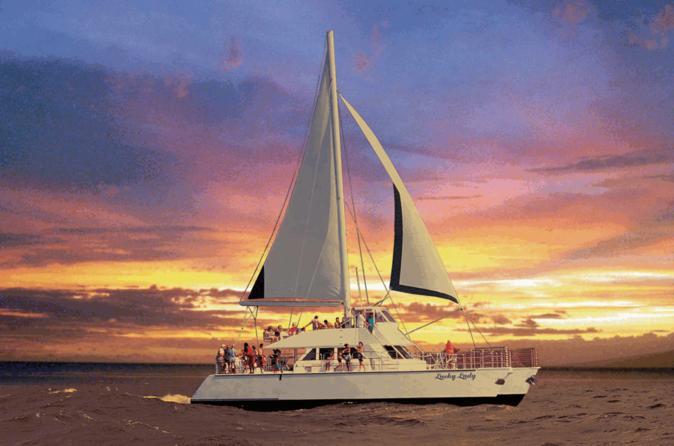 Na Pali Sunset Dinner Cruise on Kauai