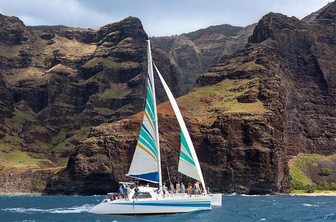 Napali Sunset Dinner Sail on Kauai