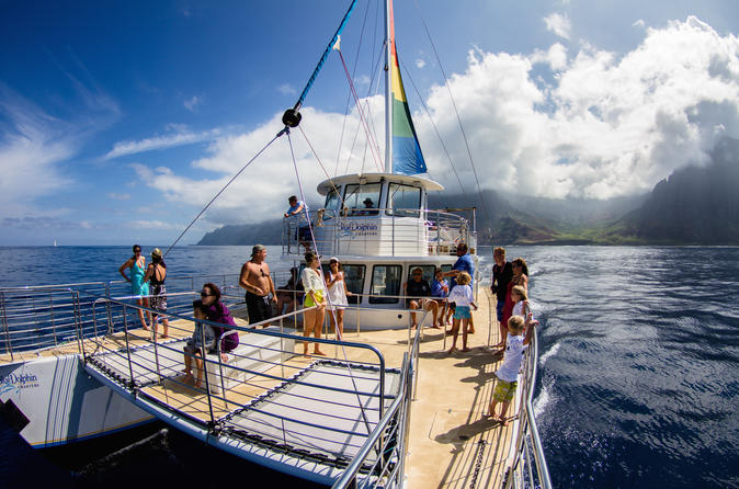 maui helicopter tour with Napali Coast State Wilderness Park on North Shore Tour additionally Waikiki Beach in addition Kauai Bi Plane Tour furthermore 2 together with Manawaiopuna Falls  Jurassic Falls.