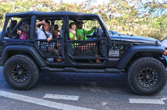 Safari Jeep Circle Island Tour On Oahu