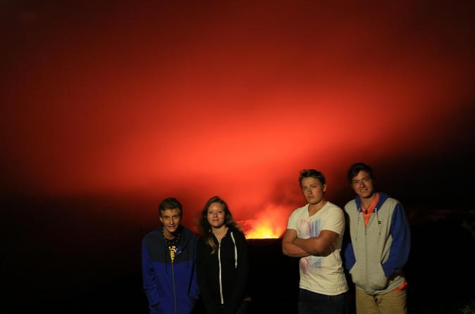 Volcanic Hiking Tour On The Big Island on Hawaii