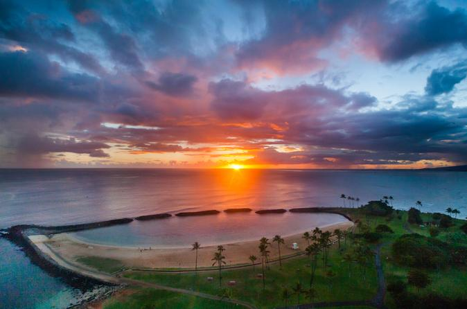Waikiki Sunset Helicopter Tour - Doors Off or On on Oahu